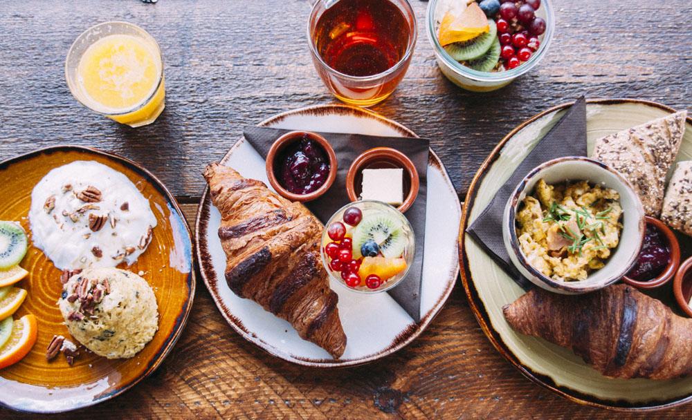 Impressie ontbijt